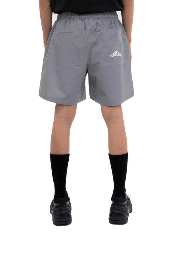 Heron Preston Reflex Shorts Grey