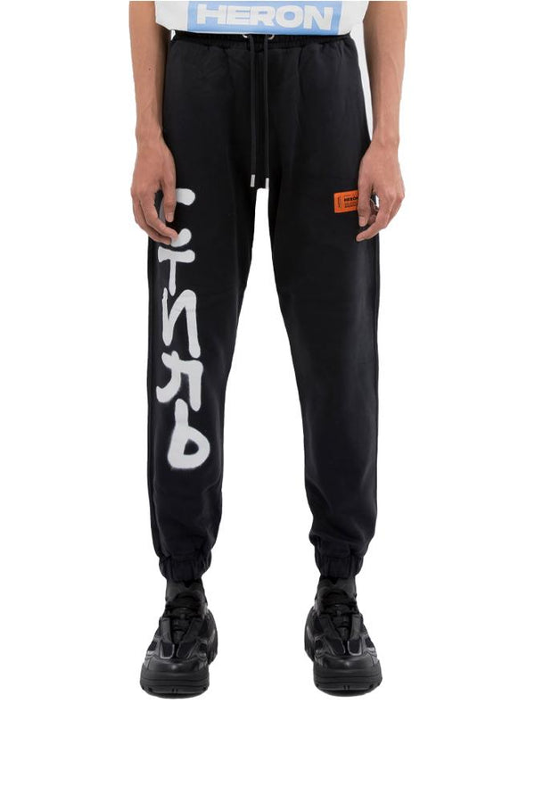Heron Preston Spray Pack Pants Black