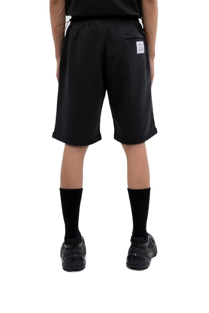 Heron Preston Spray Vert Shorts Black