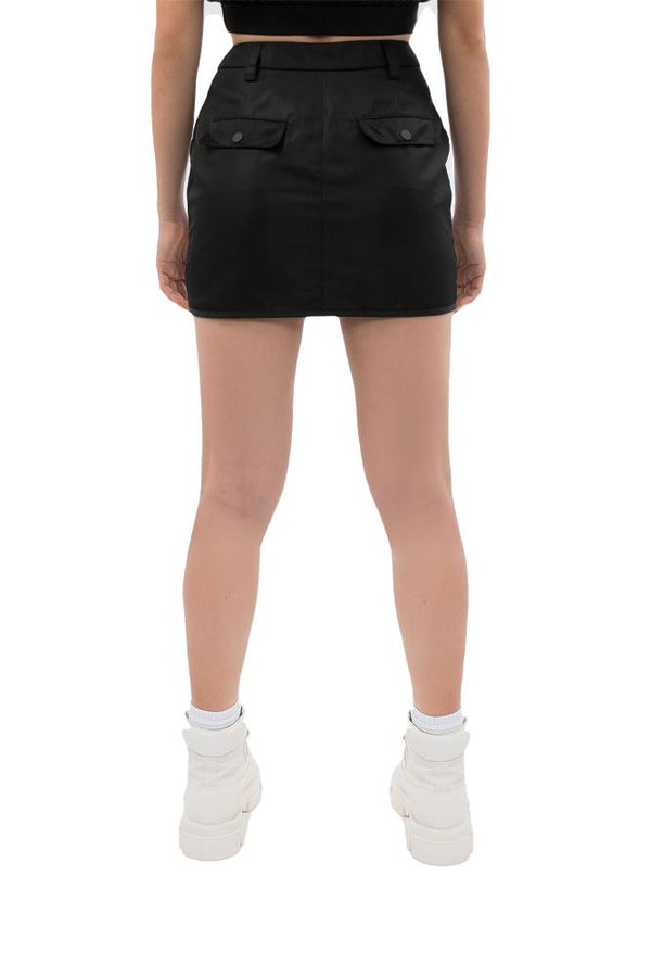 Heron Preston Utility Skirt Black