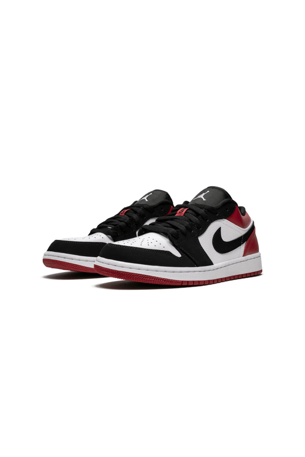 Jordan 1 Low Black Toe