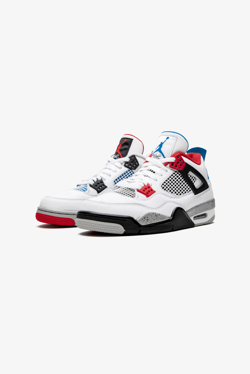 "Jordan 4 Retro ""What The"""