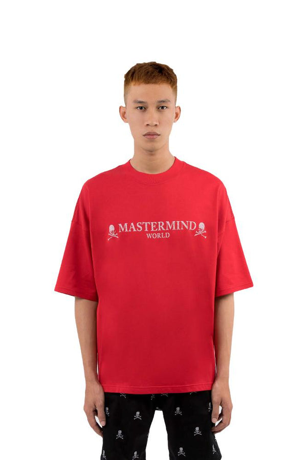 Mastermind World Shadow Tee Red