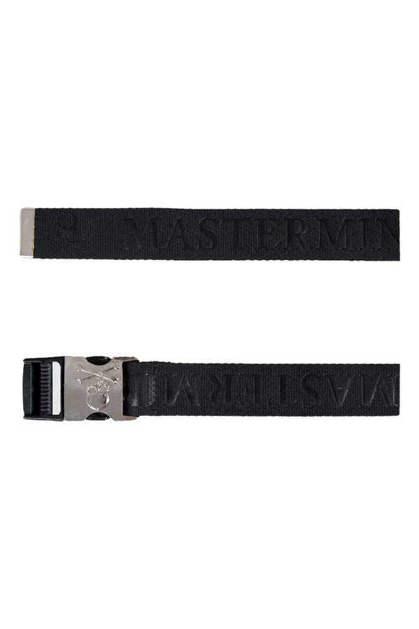 Mastermind World Skull Belt Black