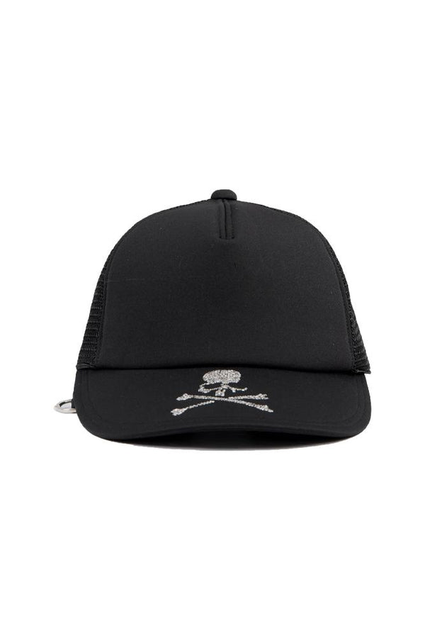 Mastermind World Stitch Cap Black