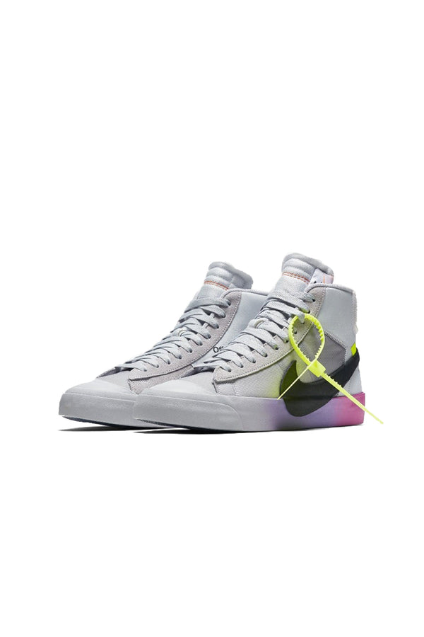 "Nike x Off-White Blazer Mid Wolf Grey Serena ""Queen"""