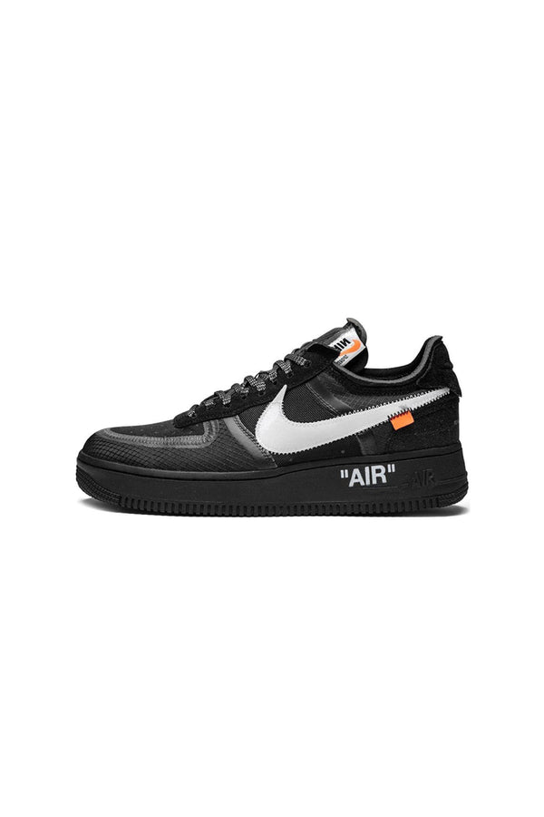 Nike x Off-White Low Air Force 1 Black