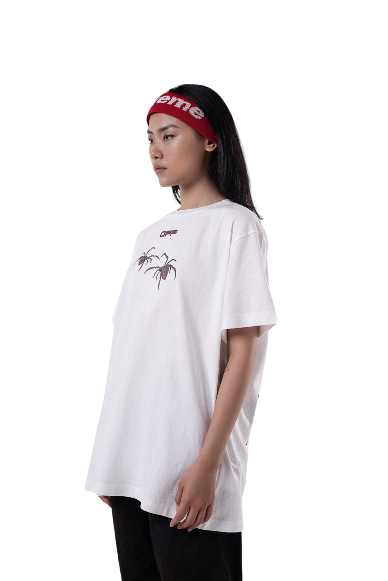 Off-White Arachno Arrow Tee White