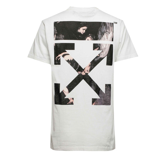 Off-White Caravaggio Angel Arrows Tee White