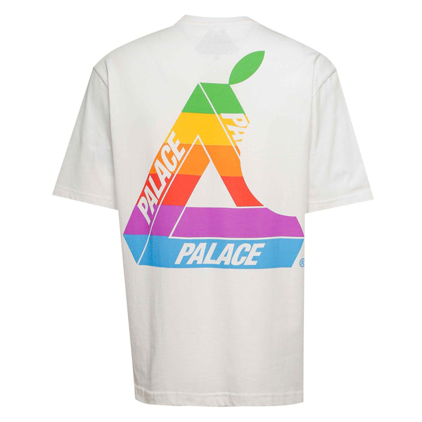 Palace Jobsworth Tee White