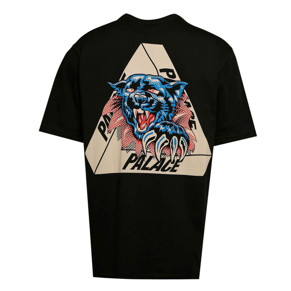 Palace Ripped Tee Black