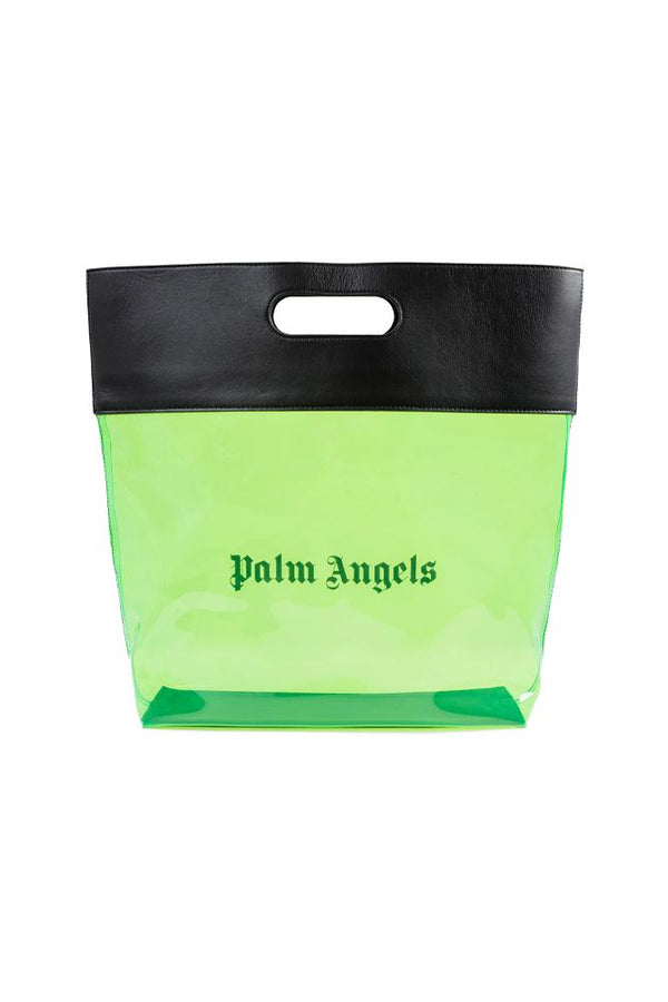 Palm Angels Alien Shopper Bag Green