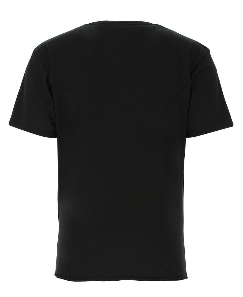Saint Laurent Signature Tee Black
