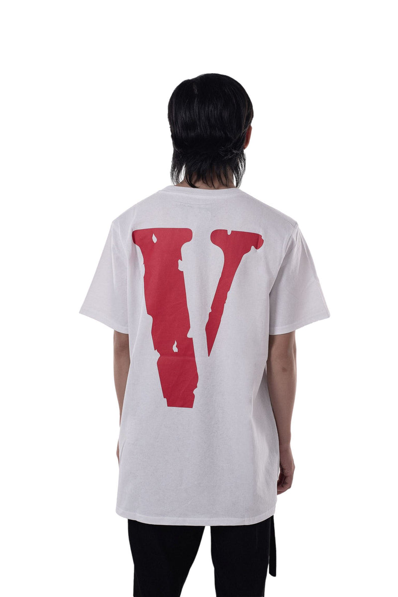 Vlone Independence Day Tee White/Red