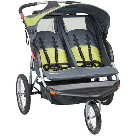 Double Jogger-Beach Baby Crib Rentals