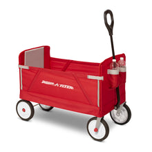 Load image into Gallery viewer, Folding Radio Flyer Wagon