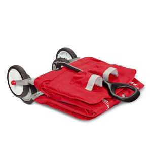 Folding Radio Flyer Wagon