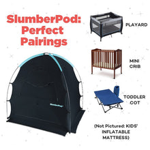 Load image into Gallery viewer, Slumberpod for Pack N Play or Mini Crib