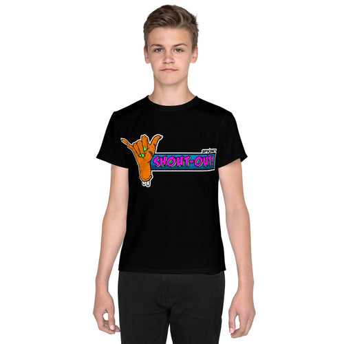 Shout-Out SpikeNet (Zombie) Youth T-Shirt