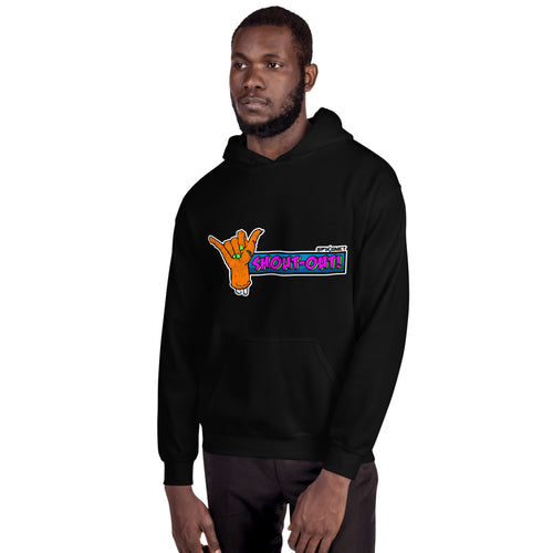 Shout-Out SpikeNet (Zombie) Hoodie