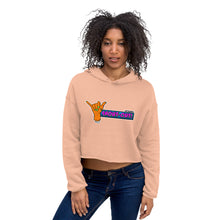 Load image into Gallery viewer, Shout-Out SpikeNet (Zombie) Crop Hoodie