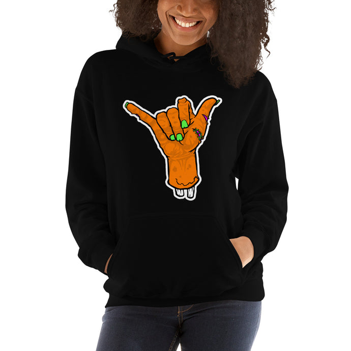 Shout-Out SpikeNet (Zombie) Unisex Hoodie