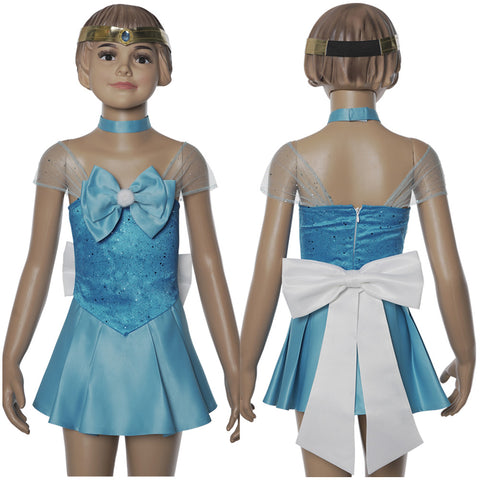 Elsa Sailor Moon Change Cosplay Costume