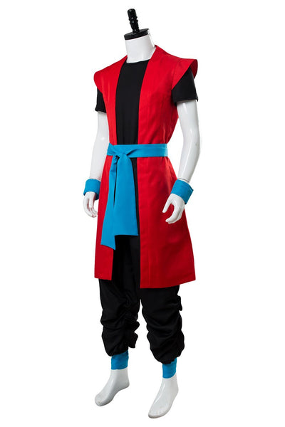 Super Dragon Ball Heroes: Universe Mission Son Goku ZENO Cosplay Costume