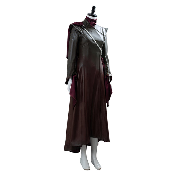 Game of Thrones Daenerys Targaryen Dany Cosplay Costume Uniform