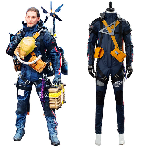 Death Stranding Sam Norman Reedus Outfit Cosplay Costume