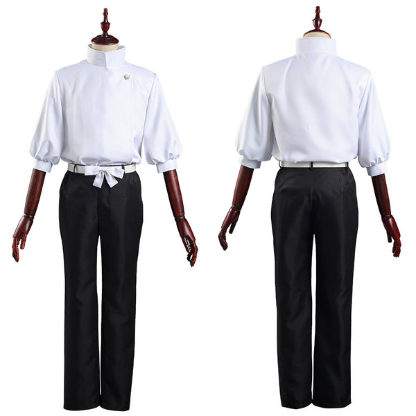 Anime Jujutsu Kaisen Yuuta Okkotsu Cosplay Costume Top Pants Outfits Halloween Carnival Suit