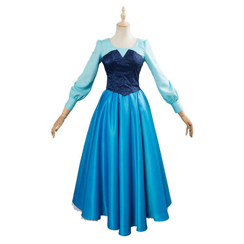 Disney The Little Mermaid Ariel Cosplay Costume