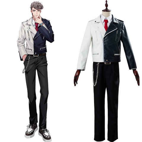 Division Rap Battle DRB Hypnosis Mic Heaven & Hell Suit Cosplay Costume