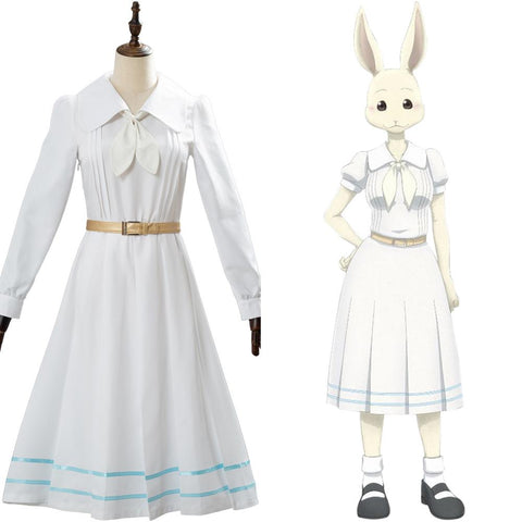 Beastars Juno Cherryton High School Uniform Haru Outfit Cosplay Costume