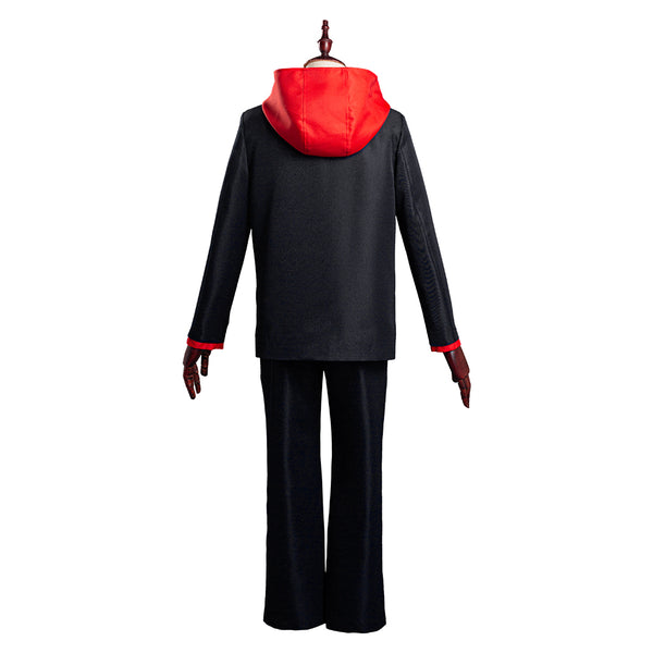 Jujutsu Kaisen-Yuji Itadori Cosplay Costume School Uniform Outfits Halloween Carnival Suit
