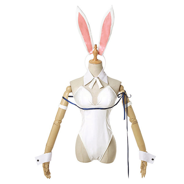 Is It Wrong to Try to Pick Up Girls in a Dungeon? Hestia Cosplay Costume Bunny Girl Jumpsuit Outfits Halloween Carnival Suit