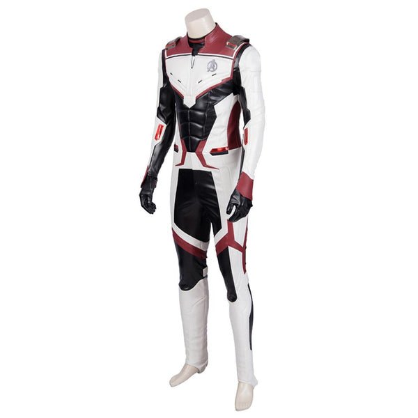 Avengers 4 Endgame Quantum Realm Outfit Cosplay Costume Adult New