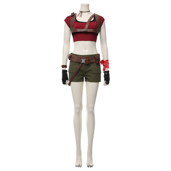 Jumanji The Next Level Ruby Roundhouse Uniform Cosplay Costume