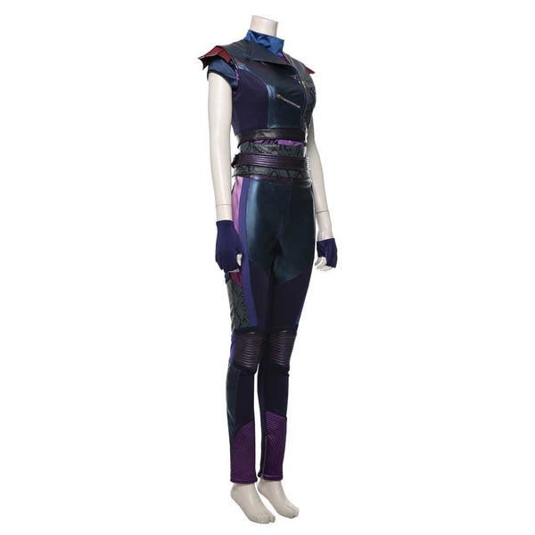 Descendants 3 Mal Outfit Cosplay Costume