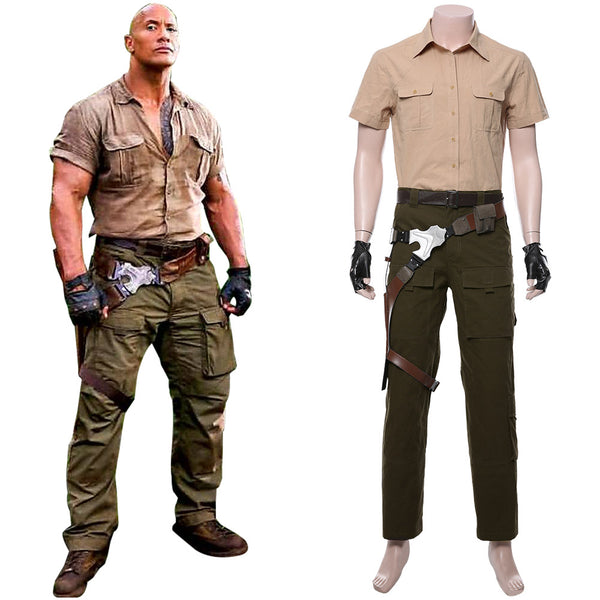 Smolder Bravestone Jumanji: The Next Level Cosplay Costume