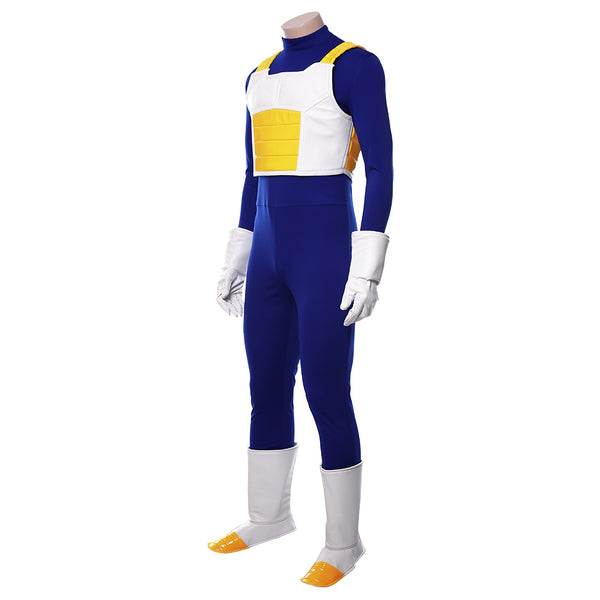 DRAGON BALL Dragonball Z Vegeta IV Uniform Cosplay Costume