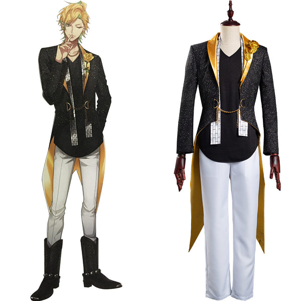 Division Rap Battle DRB Hypnosis Mic -Izanami Hifumi GIGOLO Cosplay Costume 2020 Uniform Outfits Halloween Carnival Suit