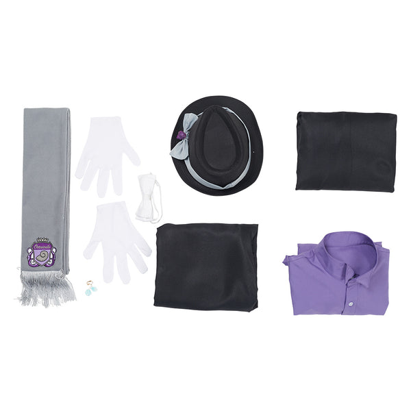 Twisted Wonderland Game Jade Leech Cosplay Costume