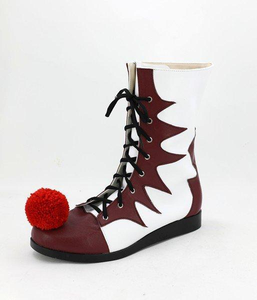 IT Movie Pennywise The Clown Boots Cosplay Shoes