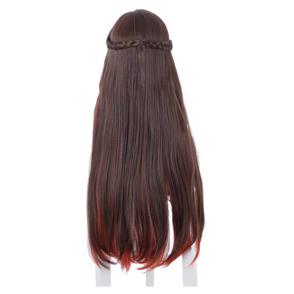 Rent A Girlfriend Ichinose Chizuru/Mizuhara Chizuru Carnival Halloween Party Props Cosplay Wig Heat Resistant Synthetic Hair