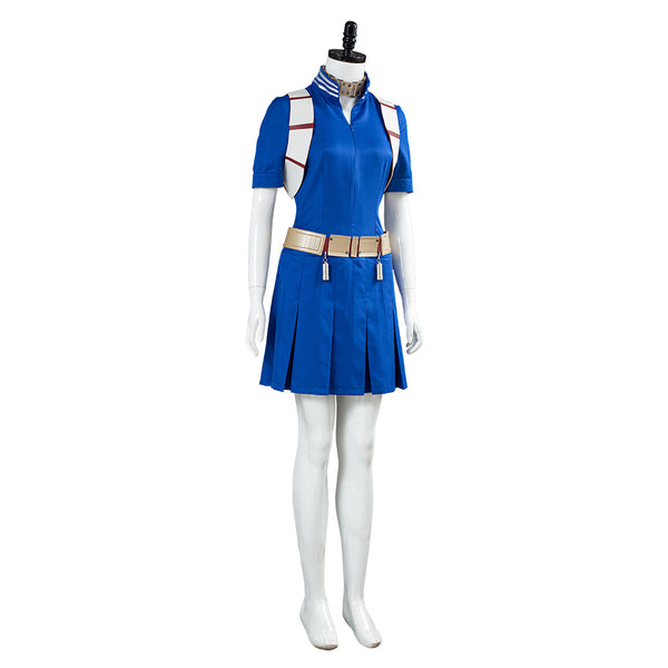 My Hero Academia Todoroki Shouto Cosplay Costume Women Uniform Dress Outfit Halloween Carnival Suit