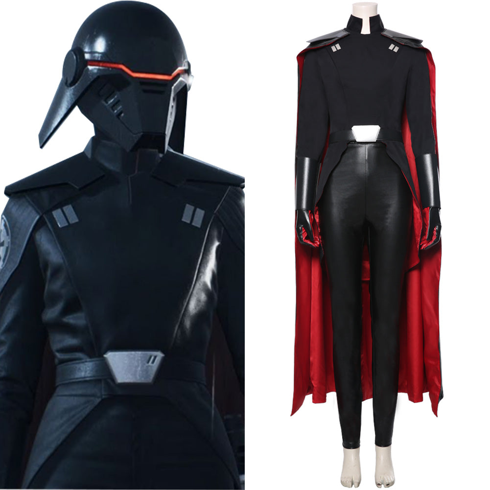 Star Wars Jedi: Fallen Full Set Order Second Sister Outfit Cosplay Costume