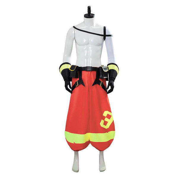 PROMARE Galo Thymos Cosplay Costume