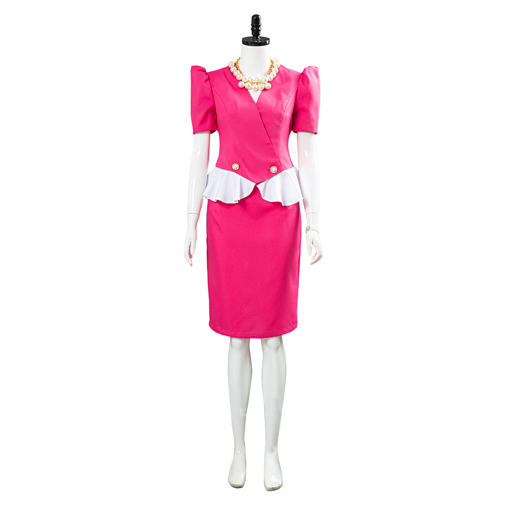 Why Women Kill - Simone Grove Cosplay Costume Women Uniform Dress Outfit Halloween Carnival Costume