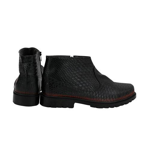 Good Omens Devil Crowley Boots Cosplay Shoes